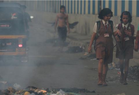 《終結空氣汙染》:除了器官受損與疾病,空汙甚至會造成我們的DNA損害